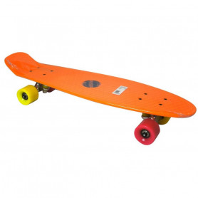 Penny board AXERFIT Fish Orlando Orange