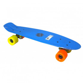 Penny board AXERFIT Fish California Blue