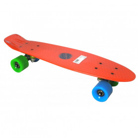 Penny board AXERFIT Fish California Red