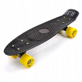 Pennyboard Meteor Black Wasp