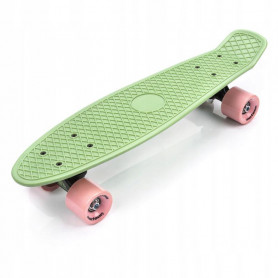 Pennyboard Meteor Green Road