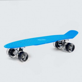 Penny board SMJ Sport BS-2206PL LED Blue