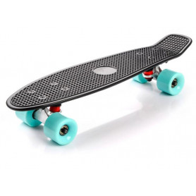 Pennyboard Meteor Black Iron